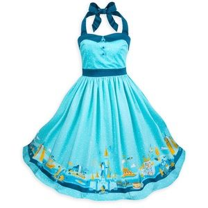 Disney Dress Plus Sz Walt Disney World Rockabilly